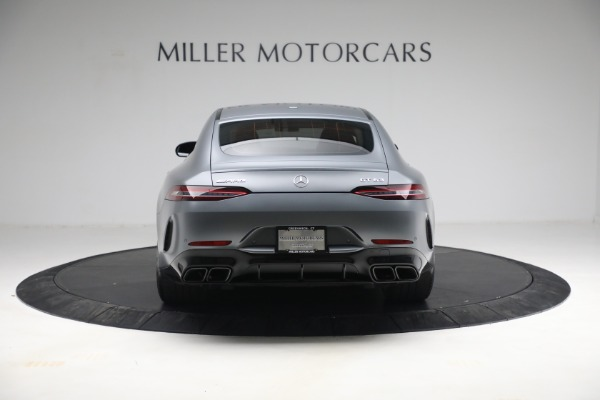 Used 2019 Mercedes-Benz AMG GT 63 for sale Call for price at Alfa Romeo of Westport in Westport CT 06880 6