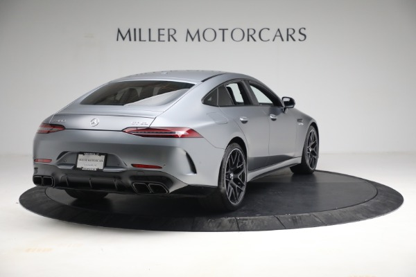 Used 2019 Mercedes-Benz AMG GT 63 for sale Call for price at Alfa Romeo of Westport in Westport CT 06880 7