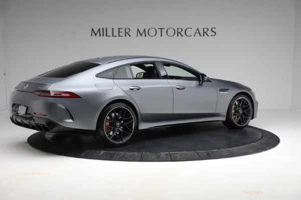 Used 2019 Mercedes-Benz AMG GT 63 for sale Call for price at Alfa Romeo of Westport in Westport CT 06880 8