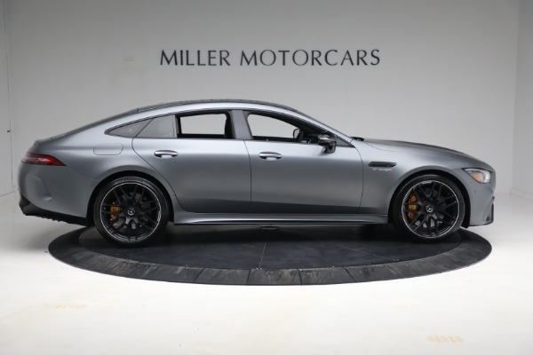 Used 2019 Mercedes-Benz AMG GT 63 for sale Call for price at Alfa Romeo of Westport in Westport CT 06880 9