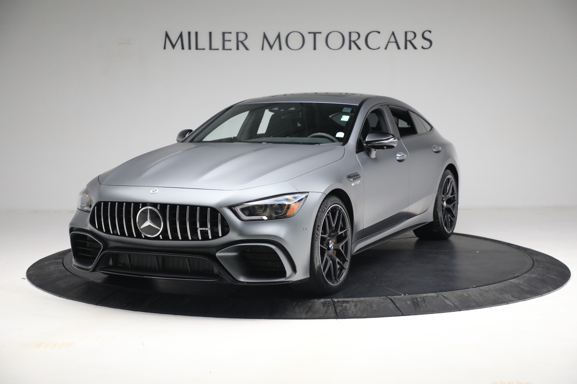Used 2019 Mercedes-Benz AMG GT 63 for sale Call for price at Alfa Romeo of Westport in Westport CT 06880 1