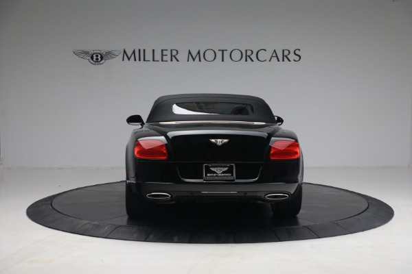 Used 2012 Bentley Continental GTC GT for sale $119,900 at Alfa Romeo of Westport in Westport CT 06880 16