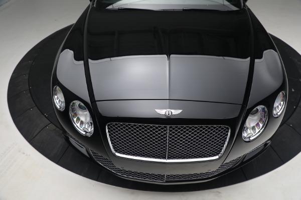 Used 2012 Bentley Continental GTC GT for sale $119,900 at Alfa Romeo of Westport in Westport CT 06880 24