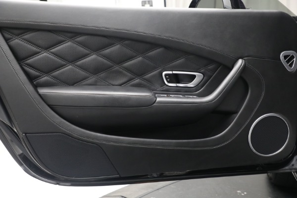 Used 2012 Bentley Continental GTC GT for sale $119,900 at Alfa Romeo of Westport in Westport CT 06880 28