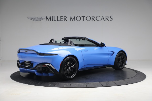 New 2021 Aston Martin Vantage Roadster for sale $186,386 at Alfa Romeo of Westport in Westport CT 06880 6