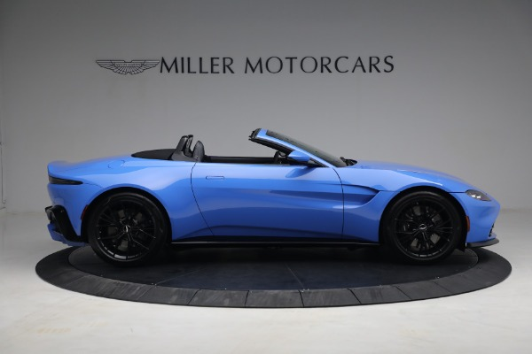 New 2021 Aston Martin Vantage Roadster for sale $186,386 at Alfa Romeo of Westport in Westport CT 06880 7
