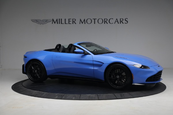 New 2021 Aston Martin Vantage Roadster for sale $186,386 at Alfa Romeo of Westport in Westport CT 06880 8