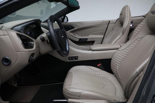 New 2016 Aston Martin Vanquish Volante for sale Sold at Alfa Romeo of Westport in Westport CT 06880 20