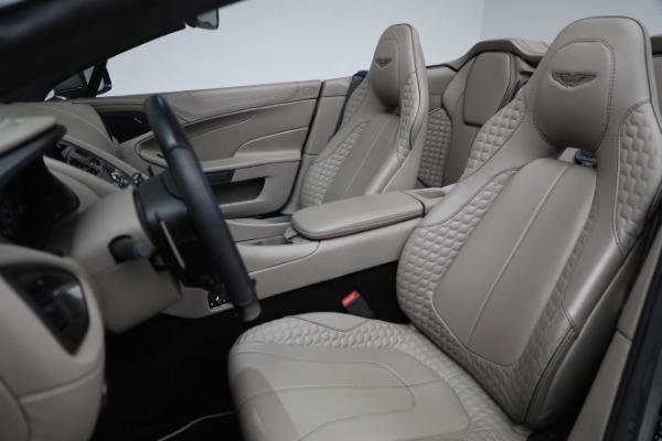 New 2016 Aston Martin Vanquish Volante for sale Sold at Alfa Romeo of Westport in Westport CT 06880 21