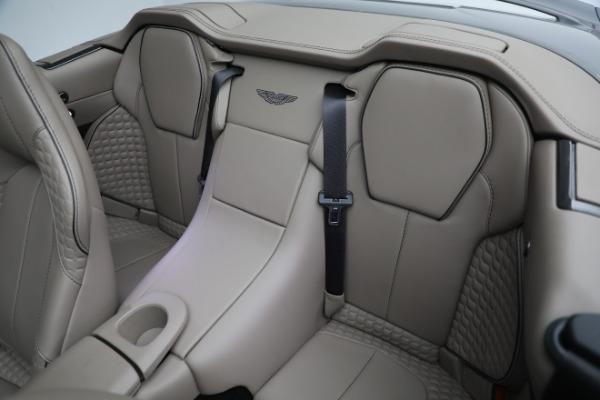 New 2016 Aston Martin Vanquish Volante for sale Sold at Alfa Romeo of Westport in Westport CT 06880 26