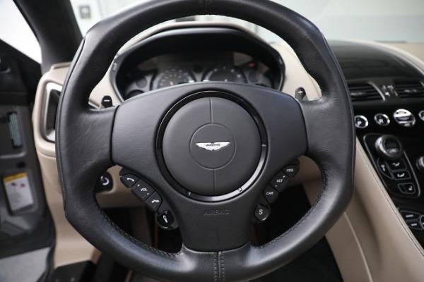 New 2016 Aston Martin Vanquish Volante for sale Sold at Alfa Romeo of Westport in Westport CT 06880 27