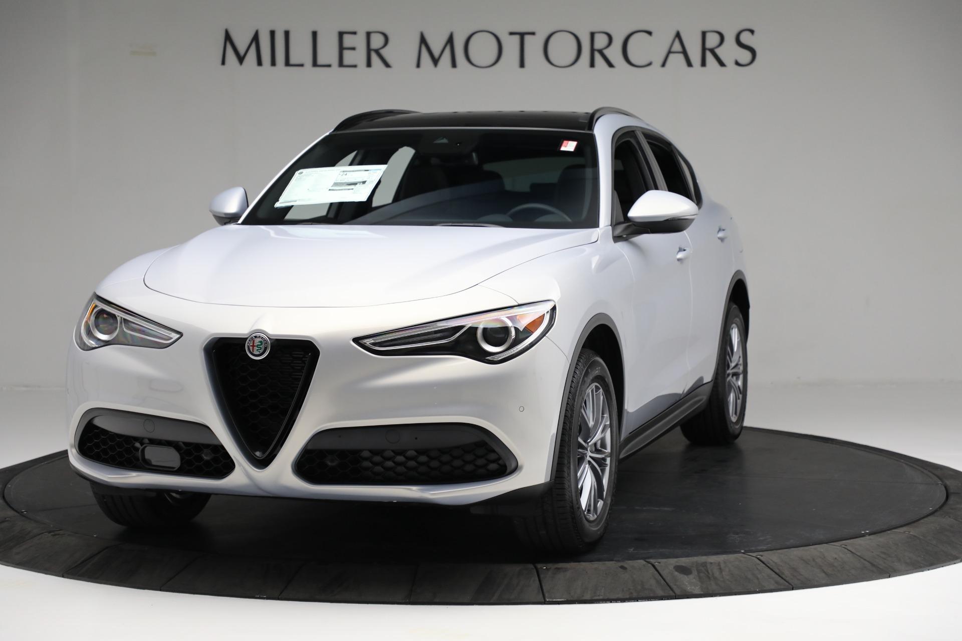 New 2022 Alfa Romeo Stelvio Sprint for sale $51,105 at Alfa Romeo of Westport in Westport CT 06880 1