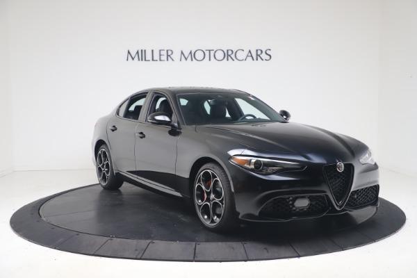 New 2022 Alfa Romeo Giulia Veloce for sale $52,045 at Alfa Romeo of Westport in Westport CT 06880 11