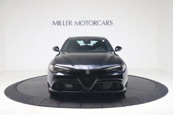 New 2022 Alfa Romeo Giulia Veloce for sale $52,045 at Alfa Romeo of Westport in Westport CT 06880 12