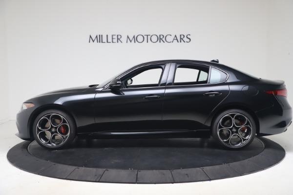New 2022 Alfa Romeo Giulia Veloce for sale $52,045 at Alfa Romeo of Westport in Westport CT 06880 3