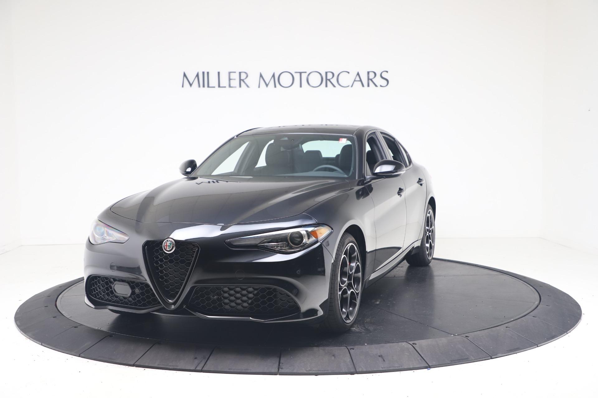 New 2022 Alfa Romeo Giulia Veloce for sale $52,045 at Alfa Romeo of Westport in Westport CT 06880 1