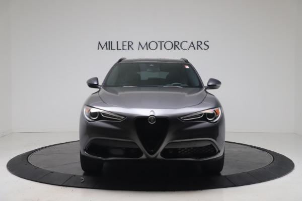New 2022 Alfa Romeo Stelvio Sprint for sale $52,305 at Alfa Romeo of Westport in Westport CT 06880 12