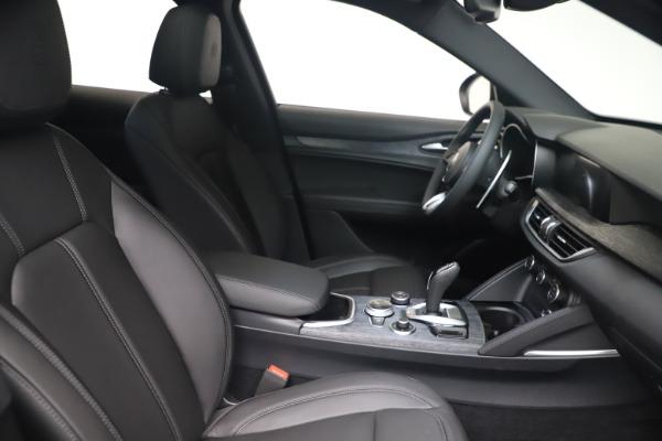New 2022 Alfa Romeo Stelvio Sprint for sale $52,305 at Alfa Romeo of Westport in Westport CT 06880 19