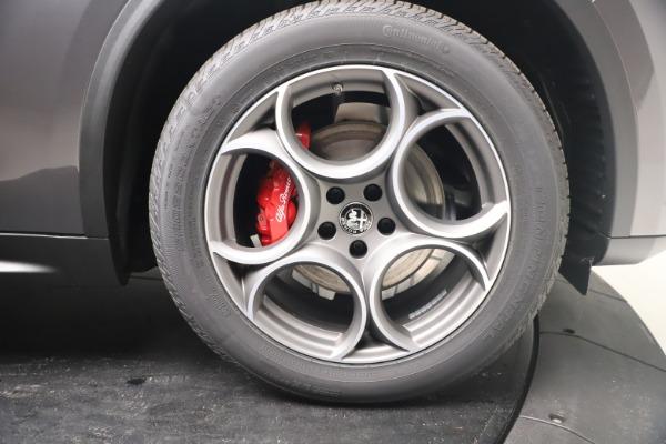 New 2022 Alfa Romeo Stelvio Sprint for sale $52,305 at Alfa Romeo of Westport in Westport CT 06880 23