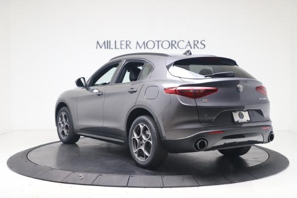 New 2022 Alfa Romeo Stelvio Sprint for sale $52,305 at Alfa Romeo of Westport in Westport CT 06880 5