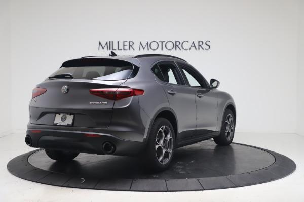 New 2022 Alfa Romeo Stelvio Sprint for sale $52,305 at Alfa Romeo of Westport in Westport CT 06880 7
