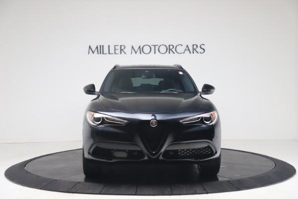 New 2022 Alfa Romeo Stelvio Veloce for sale $57,405 at Alfa Romeo of Westport in Westport CT 06880 12