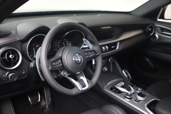 New 2022 Alfa Romeo Stelvio Veloce for sale $57,405 at Alfa Romeo of Westport in Westport CT 06880 13