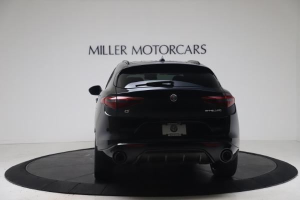 New 2022 Alfa Romeo Stelvio Veloce for sale $57,405 at Alfa Romeo of Westport in Westport CT 06880 6