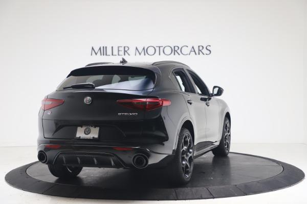 New 2022 Alfa Romeo Stelvio Veloce for sale $57,405 at Alfa Romeo of Westport in Westport CT 06880 7