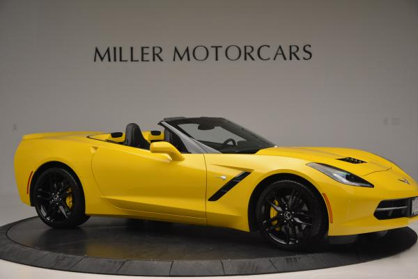 Used 2014 Chevrolet Corvette Stingray Z51 for sale Sold at Alfa Romeo of Westport in Westport CT 06880 10