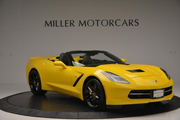 Used 2014 Chevrolet Corvette Stingray Z51 for sale Sold at Alfa Romeo of Westport in Westport CT 06880 11