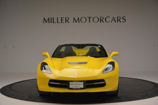 Used 2014 Chevrolet Corvette Stingray Z51 for sale Sold at Alfa Romeo of Westport in Westport CT 06880 12
