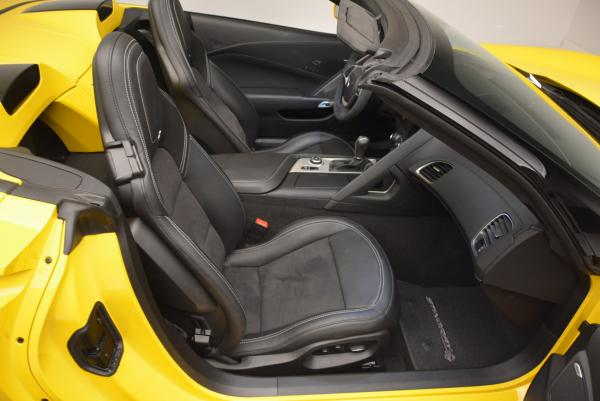 Used 2014 Chevrolet Corvette Stingray Z51 for sale Sold at Alfa Romeo of Westport in Westport CT 06880 19