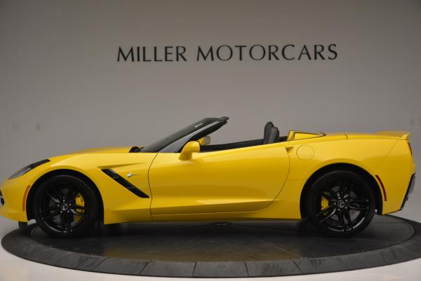 Used 2014 Chevrolet Corvette Stingray Z51 for sale Sold at Alfa Romeo of Westport in Westport CT 06880 3