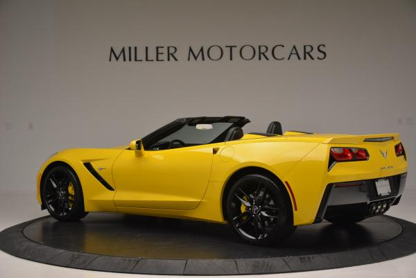 Used 2014 Chevrolet Corvette Stingray Z51 for sale Sold at Alfa Romeo of Westport in Westport CT 06880 4