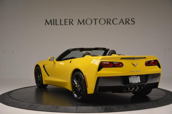 Used 2014 Chevrolet Corvette Stingray Z51 for sale Sold at Alfa Romeo of Westport in Westport CT 06880 6