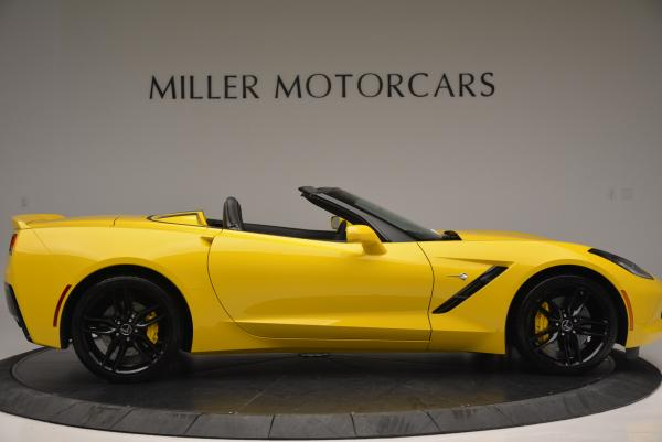 Used 2014 Chevrolet Corvette Stingray Z51 for sale Sold at Alfa Romeo of Westport in Westport CT 06880 8