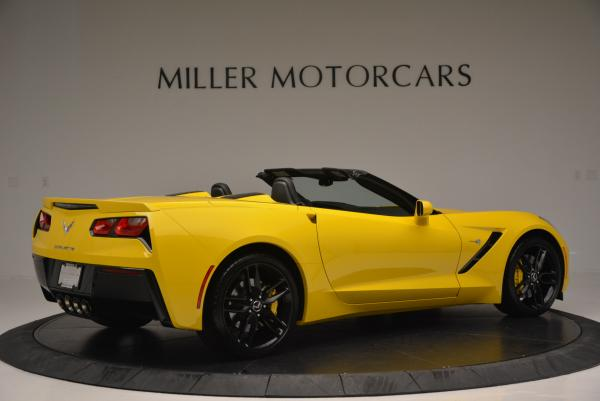 Used 2014 Chevrolet Corvette Stingray Z51 for sale Sold at Alfa Romeo of Westport in Westport CT 06880 9