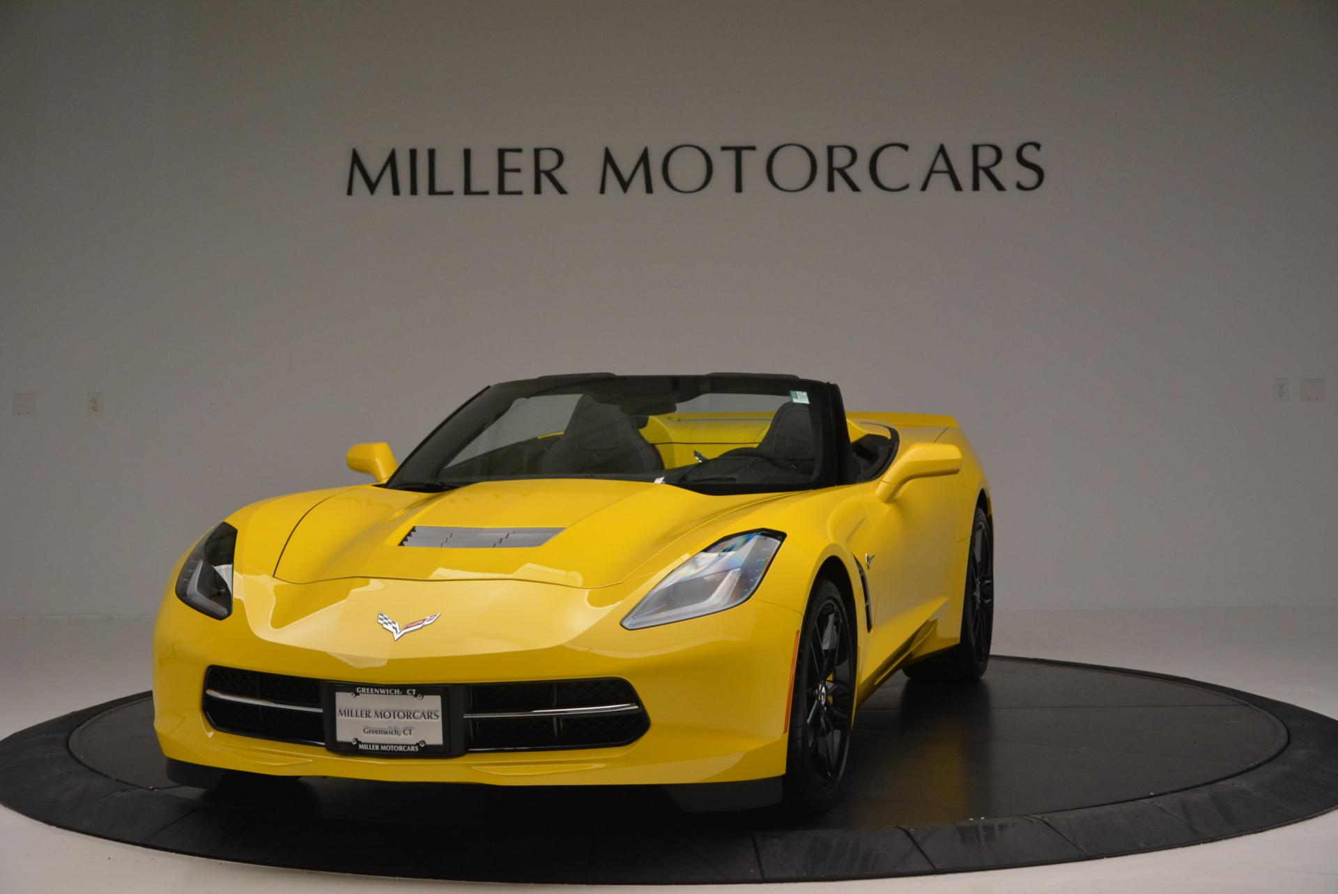 Used 2014 Chevrolet Corvette Stingray Z51 for sale Sold at Alfa Romeo of Westport in Westport CT 06880 1