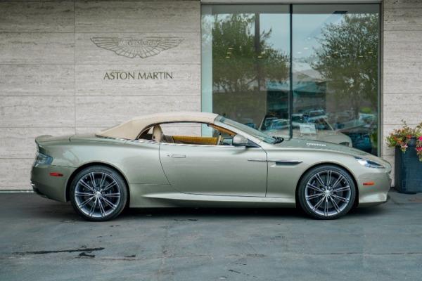 Used 2015 Aston Martin DB9 Volante for sale $119,990 at Alfa Romeo of Westport in Westport CT 06880 3
