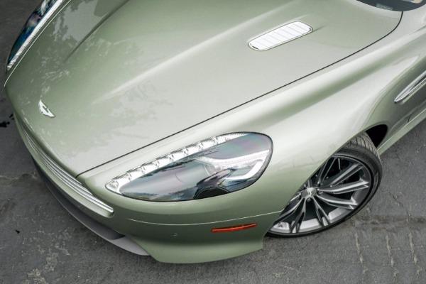 Used 2015 Aston Martin DB9 Volante for sale $119,990 at Alfa Romeo of Westport in Westport CT 06880 4