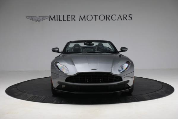 New 2021 Aston Martin DB11 Volante for sale $260,286 at Alfa Romeo of Westport in Westport CT 06880 13