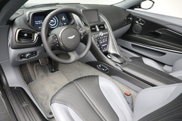 New 2021 Aston Martin DB11 Volante for sale $260,286 at Alfa Romeo of Westport in Westport CT 06880 14