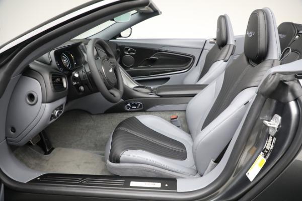 New 2021 Aston Martin DB11 Volante for sale $260,286 at Alfa Romeo of Westport in Westport CT 06880 15