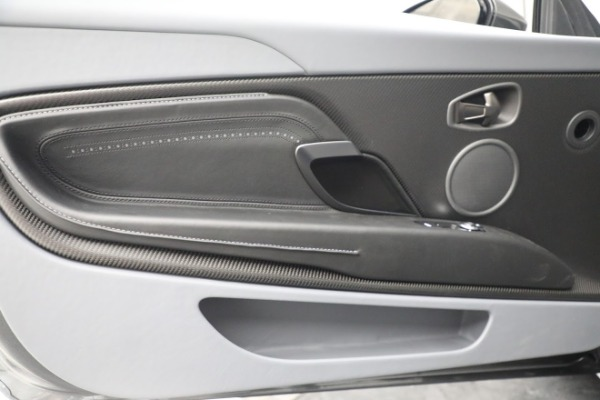 New 2021 Aston Martin DB11 Volante for sale $260,286 at Alfa Romeo of Westport in Westport CT 06880 17