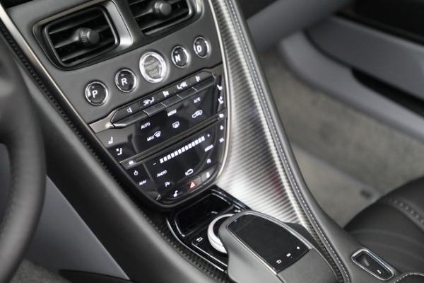 New 2021 Aston Martin DB11 Volante for sale $260,286 at Alfa Romeo of Westport in Westport CT 06880 18