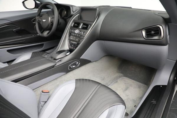 New 2021 Aston Martin DB11 Volante for sale $260,286 at Alfa Romeo of Westport in Westport CT 06880 20