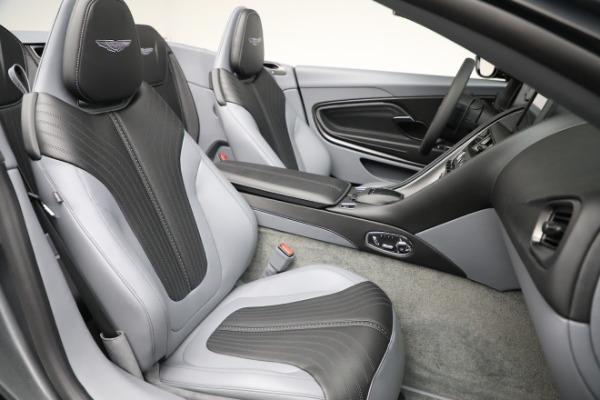 New 2021 Aston Martin DB11 Volante for sale $260,286 at Alfa Romeo of Westport in Westport CT 06880 22