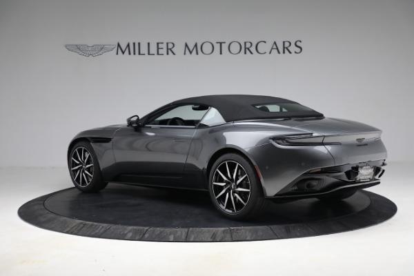 New 2021 Aston Martin DB11 Volante for sale $260,286 at Alfa Romeo of Westport in Westport CT 06880 25