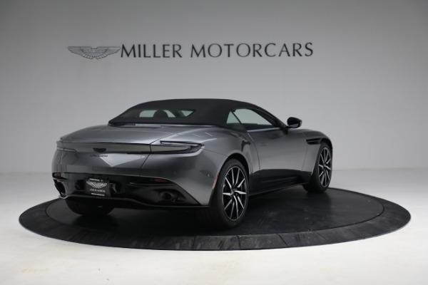 New 2021 Aston Martin DB11 Volante for sale $260,286 at Alfa Romeo of Westport in Westport CT 06880 26
